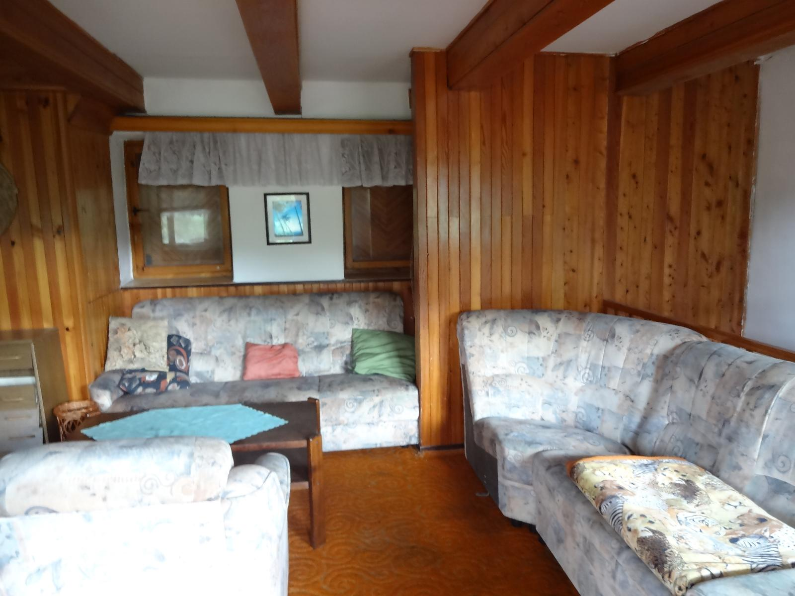 Obývací pokoj v 2. patře
